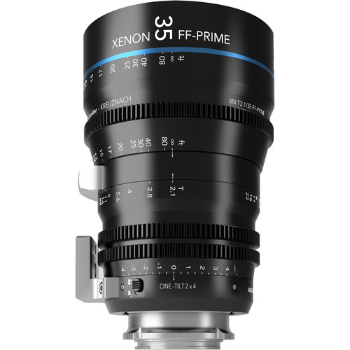 Schneider FF Prime Cine-Tilt 35mm T2.1 Sony E-Mount Lens (Meters)