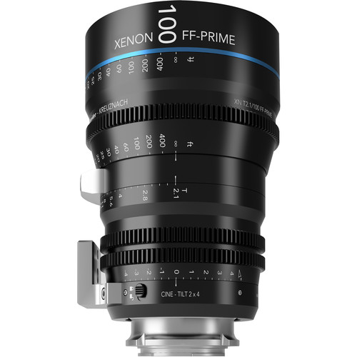 Schneider FF Prime Cine-Tilt 100mm T2.1 Sony E-Mount Lens (Meters)