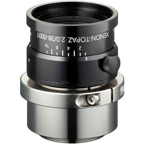 """Schneider Xenon-Topaz 38mm f/2.0 C-Mount Lens for 1.1"""" Sensors"""