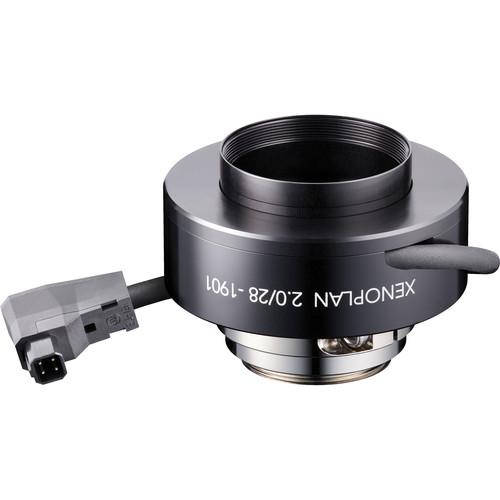 Schneider Xenoplan C-Mount 4MP F2.0 28mm P-Iris Lens