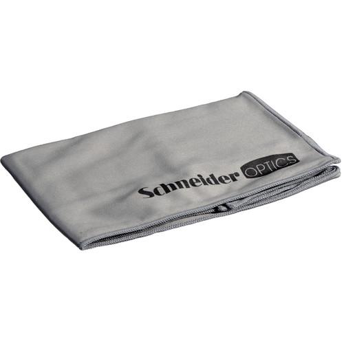 """Schneider 12 x 15"""" Photo Clear Microfiber Lens Cleaning Cloth"""