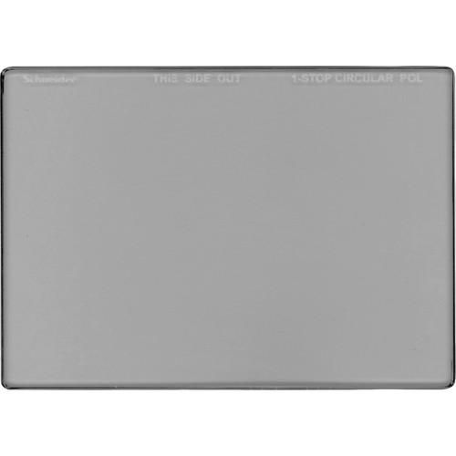 "Schneider 4 x 5.65"" One-Stop Circular Polarizer Rectangular Filter"
