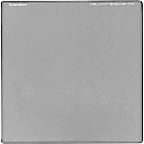 "Schneider 6.6 x 6.6"" One-Stop Square Circular Polarizer Filter"