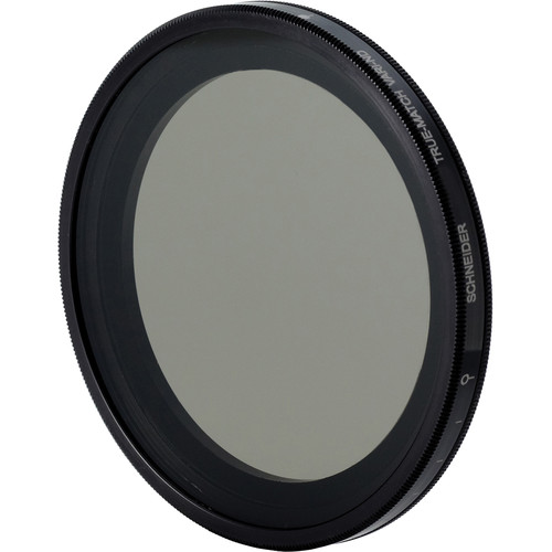 Schneider 82mm True-Match Vari-ND Filter