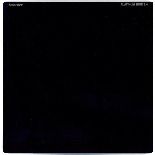 """Schneider 6.6 x 6.6"""" MPTV Platinum IRND 2.4 Filter"""