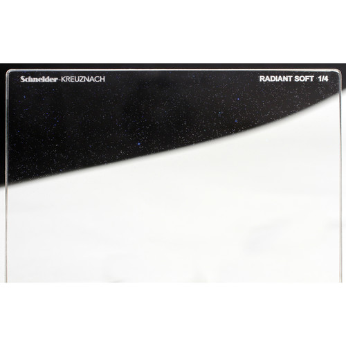"Schneider 6.6 x 6.6"" Radiant Soft 1/4 Filter"