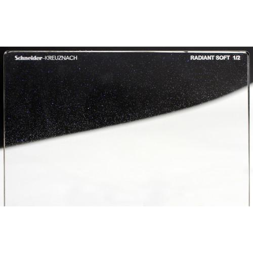 """Schneider 4 x 5.65"""" Radiant Soft 1/2 Filter"""