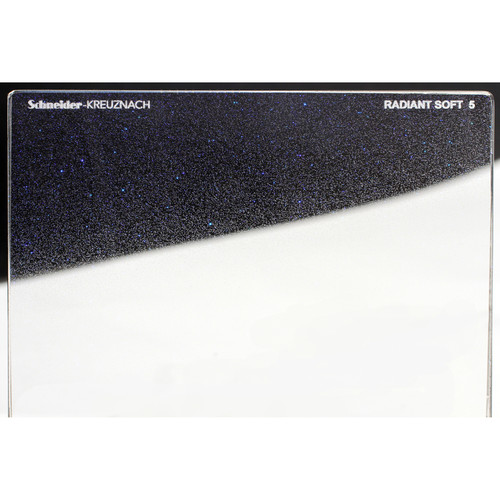 """Schneider 4 x 5.65"""" Radiant Soft 5 Filter"""