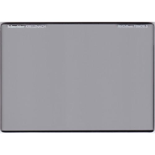 """Schneider 4 x 5.65"""" RHOdium Full Spectrum Neutral Density (FSND) 0.3 Filter"""