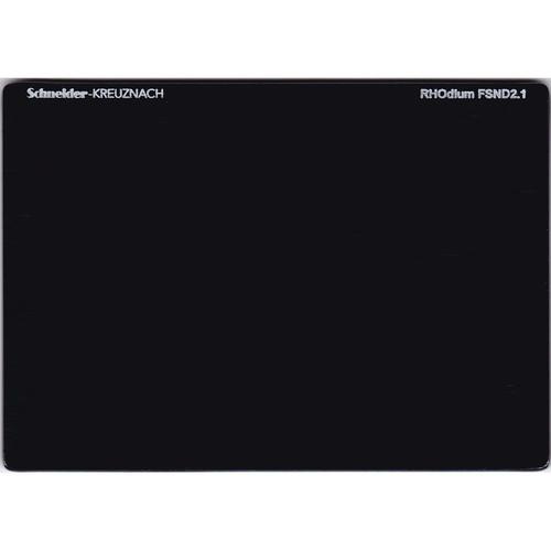"""Schneider 4 x 5.65"""" RHOdium Full Spectrum Neutral Density (FSND) 2.1 Filter"""