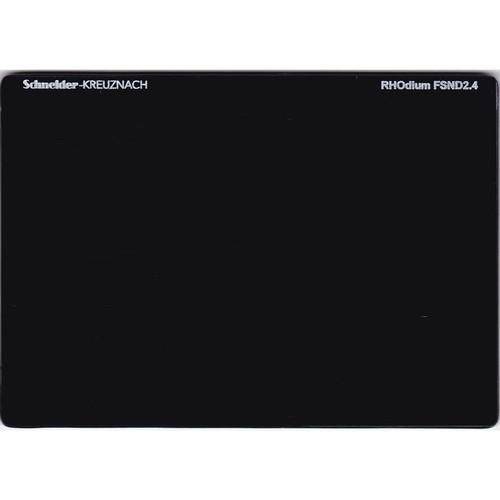 """Schneider 4 x 5.65"""" RHOdium Full Spectrum Neutral Density (FSND) 2.4 Filter"""