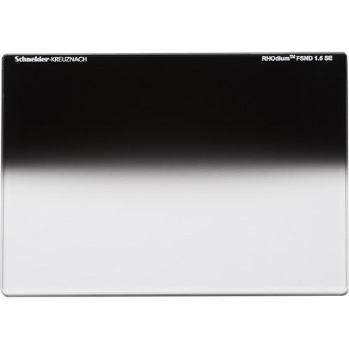 "Schneider 4 x 5.65"" RHOdium Full-Spectrum Soft-Edge Graduated ND 1.5 Filter (Horizontal)"