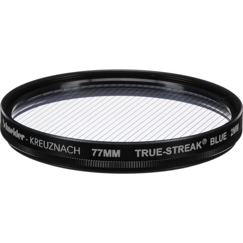 Schneider 77mm Self-Rotating 2mm Blue True-Streak Filter