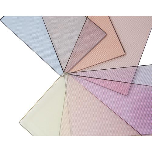 """Schneider 6.6 x 6.6"""" 4mm Blue True-Streak Filter"""