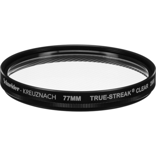 Schneider 77mm Self-Rotating 2mm Clear True-Streak Filter
