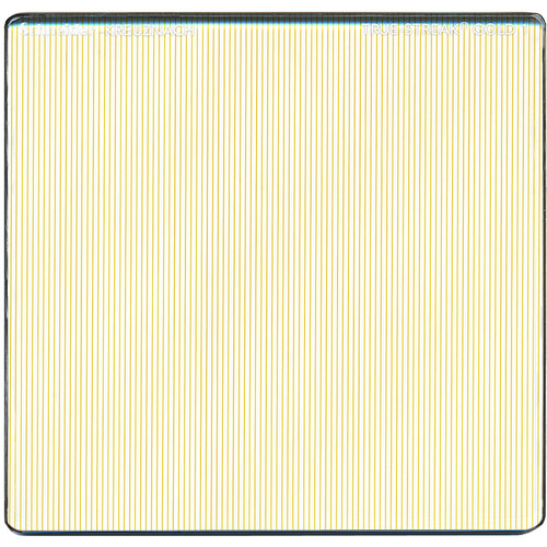 "Schneider 6.6 x 6.6"" 1mm Gold True-Streak Filter"