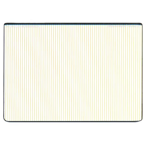 """Schneider 4 x 5.65"""" 2mm Gold True-Streak Filter"""