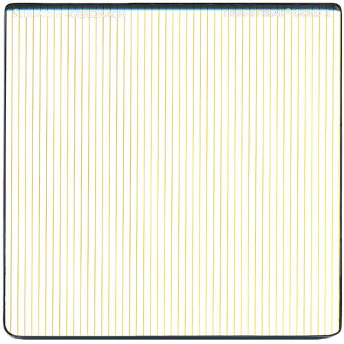 """Schneider 6.6 x 6.6"""" 2mm Gold True-Streak Filter"""