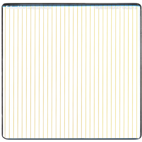 "Schneider 4 x 4"" 3mm Gold True-Streak Filter"
