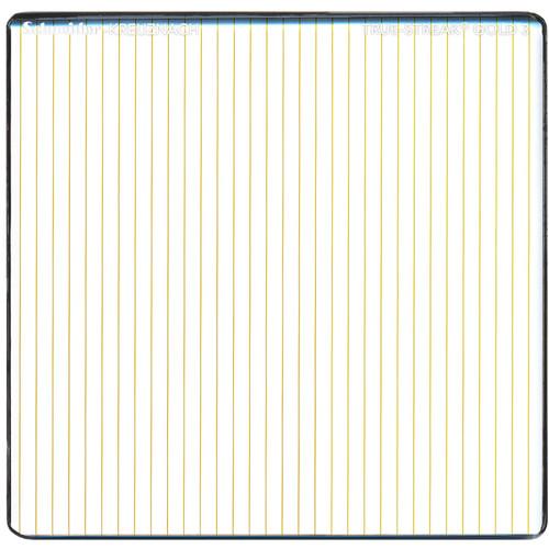 """Schneider 6.6 x 6.6"""" 3mm Gold True-Streak Filter"""