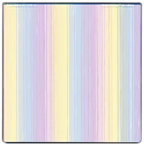 """Schneider 4 x 4"""" Rainbow True-Streak Filter"""