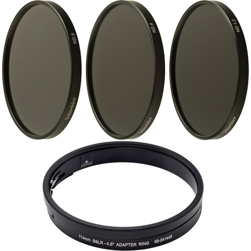 Schneider Compact ND Kit for 114mm-Diameter Lenses