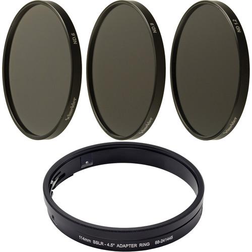 Schneider Compact ND Kit for 114mm-Diameter Lenses