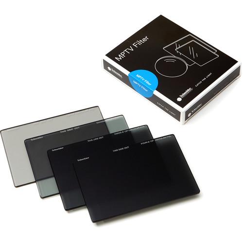 """Schneider 4 x 5.65"""" Complete True-Pol Circular Polarizer Filter Kit"""