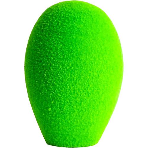 Schoeps Hollow Foam Teardrop Popscreen, Flocked (Chroma Green)