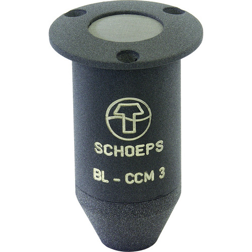 Schoeps BL CCM 3Lg Boundary-Layer Microphone (Matte Gray)