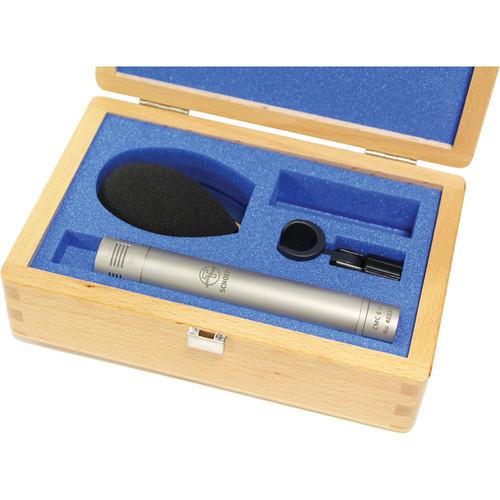 Schoeps Colette CMC 6U Microphone Amplifier & MK21 Wide Cardioid Capsule (Nickel)