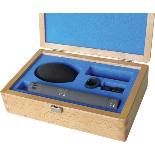 Schoeps Colette CMC 6U Microphone Amplifier & MK 22 Open Cardioid Capsule (Matte Gray)