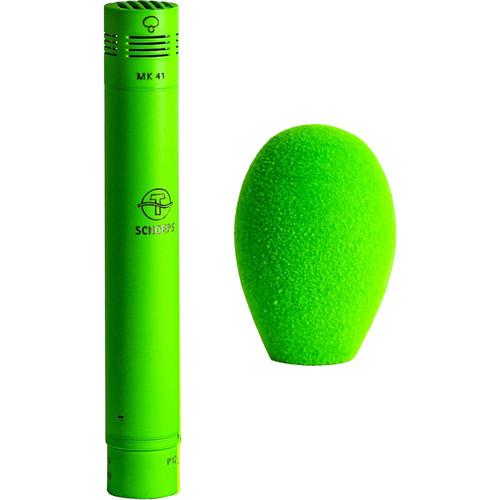 Schoeps CMC641 Set Colette Series Supercardioid Microphone Set (Chroma Green)