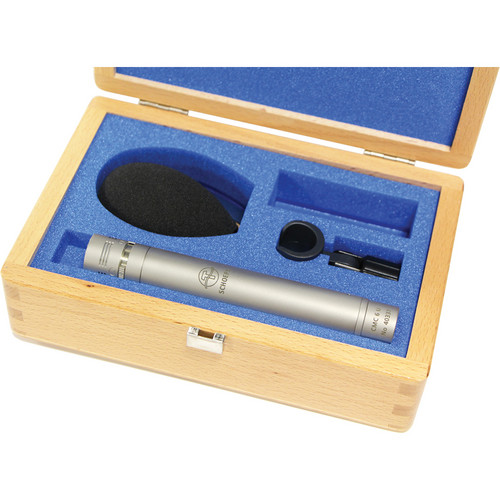 Schoeps Colette Series CMC65NI with CMC 6U Amp & MK5 Omni/Cardioid Capsule Set (Nickel)
