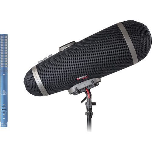 Schoeps CMIT CWS SET - CMIT 5 U Microphone with Windshield Kit
