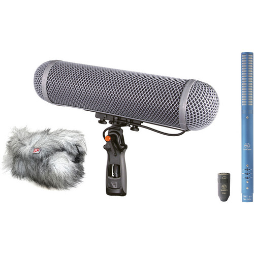 Schoeps CMIT M/S Stereo Set with Shotgun Microphone