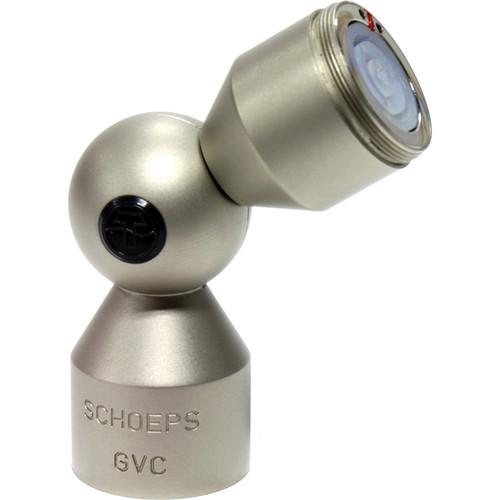 Schoeps GVC Swivel Capsule (Nickel Finish)