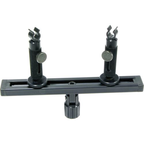 Schoeps M 100 C Miniature Stereo Mounting Bar (Black)