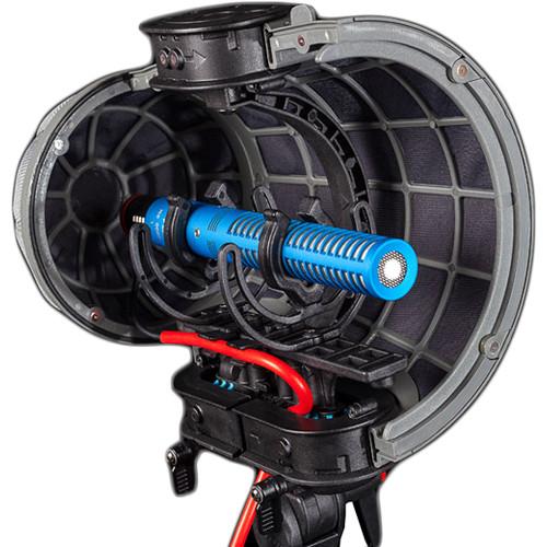 Schoeps MiniCMIT CWS Set Miniature Shotgun Microphone and Cyclone Windshield