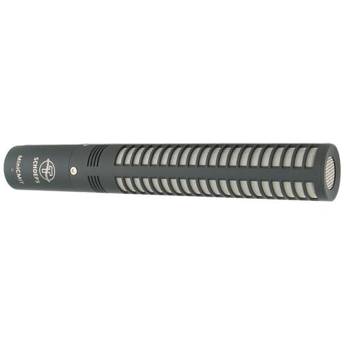 Schoeps MiniCMIT Short Shotgun Microphone (Anthracite Gray)