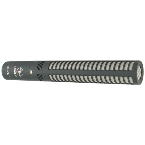 Schoeps MiniCMIT Miniature Shotgun Microphone (Anthracite Gray)