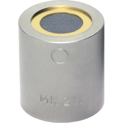 Schoeps MK 2H Microphone Capsule (Nickel Finish)