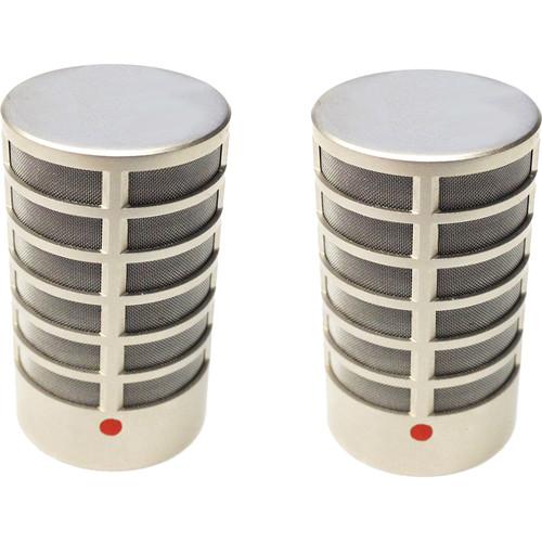 Schoeps MK 4VPNI Microphone Capsule (Matched Pair, Nickel)
