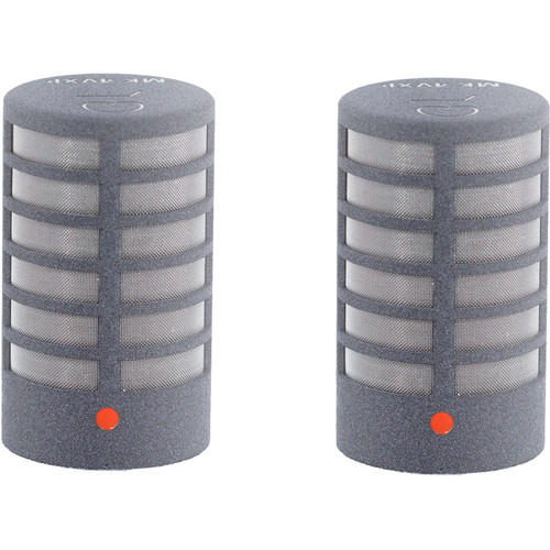 Schoeps MK 4VXPG Microphone Capsule (Matched Pair, Matte Gray)
