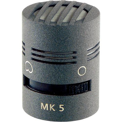 Schoeps MK 5 Microphone Capsule (Matte Gray)