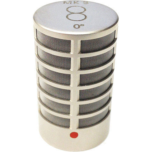 Schoeps MK 8 Microphone Capsule (Nickel)