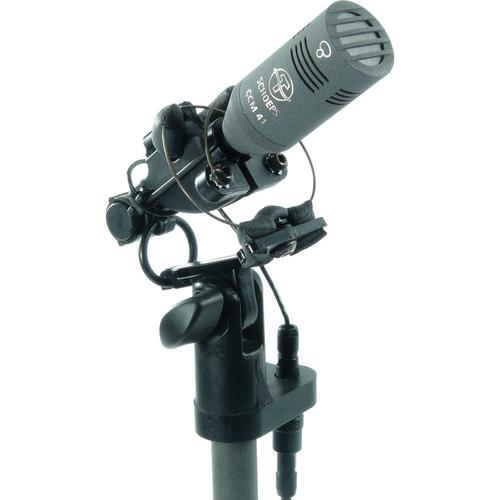 Schoeps OSIX CCM LL - Shockmount for Boom Pole - Lemo Output
