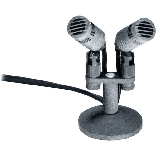 Schoeps TC2g Miniature Table Stand for CCM Classic Condenser & Colette Modular Microphones (Matte Gray)