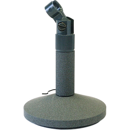 Schoeps TCg Miniature Table Stand for CCM Classic Condenser & Colette Modular Microphones (Matte Gray)