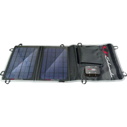 Schumacher Folding 10-Watt Solar Panel